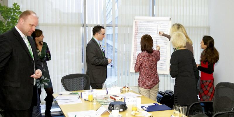 Hr živě 23.2.2012 - diskusní skupina Interní koučink