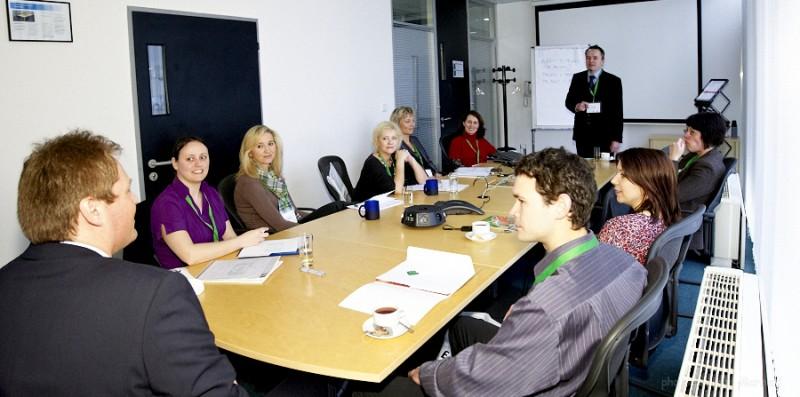 Hr živě 23.2.2012 - diskusní skupina HR procesy